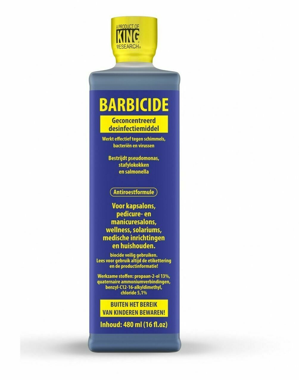 Barbicide Disinfectant - 473ml