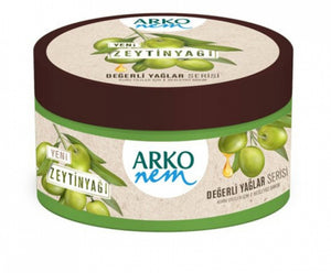 Arko Nem Moisturising Cream - Olive Oil 250ml