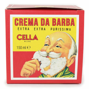 Cella Shaving Soap Bowl - 150g
