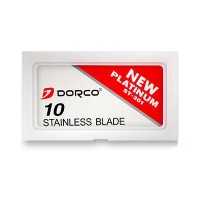 Dorco Red Platinum Stainless Double Edge Razor Blades