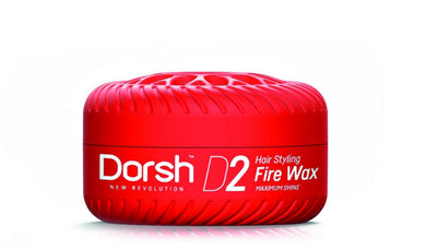 NEW Dorsh Hair Wax - 150ml Red