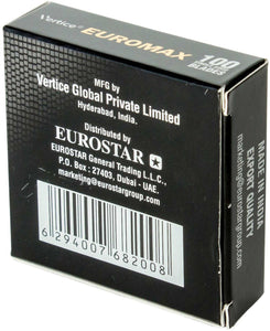 Euromax Platinum Single Edge Razor Blades