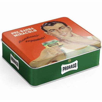 CLEARANCE Proraso Vintage Selection Tin Sensitive - Gino