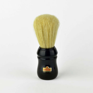 Omega 49 Professional Quality Shaving Brush - Black