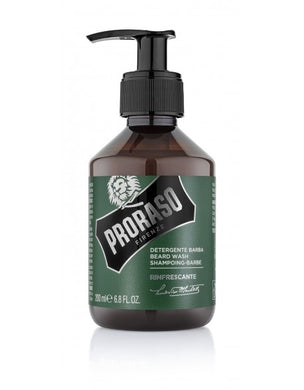 Proraso Beard Shampoo Refreshing - 200ml Green