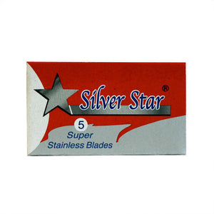 Lord Silver Star Super Stainless Double Edge Razor Blades