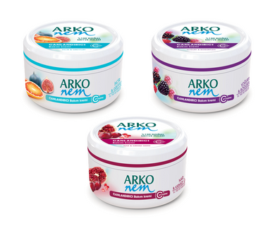 Arko Nem Triple Pack Fruit