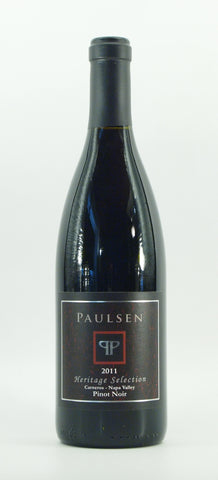 Pat Paulsen Vineyards Pinot Noir Napa Carneros 2011