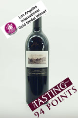 Napa Valley Cattle Company Cabernet Sauvignon. Blockbuster 94 Point Super Premium Selection