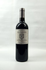 "ParthenOgenesis - A Reserve Bordeaux Blend - ""Firm tannins, berry aromas and a very fruit forward personality"""