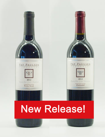 Rancho Las Juntas New Release Special - Buy both wines and Save!