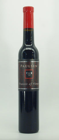 """Transit of Venus"" a Port-style wine   375ml"