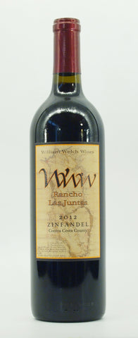William Welch Zinfandel 2012