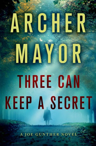 Three Can Keep a Secret (signed)