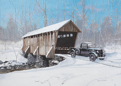 """Pisgah Covered Bridge"""