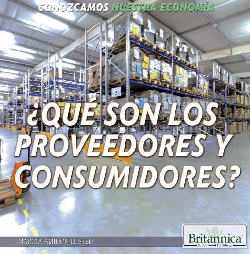 ¿Qué son los proveedores y consumidores? (What Are Producers and Consumers?)