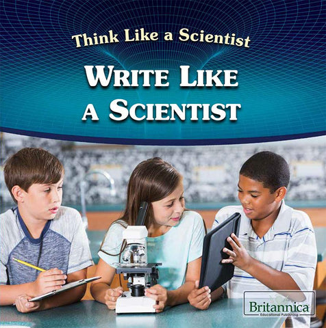 Write Like a Scientist