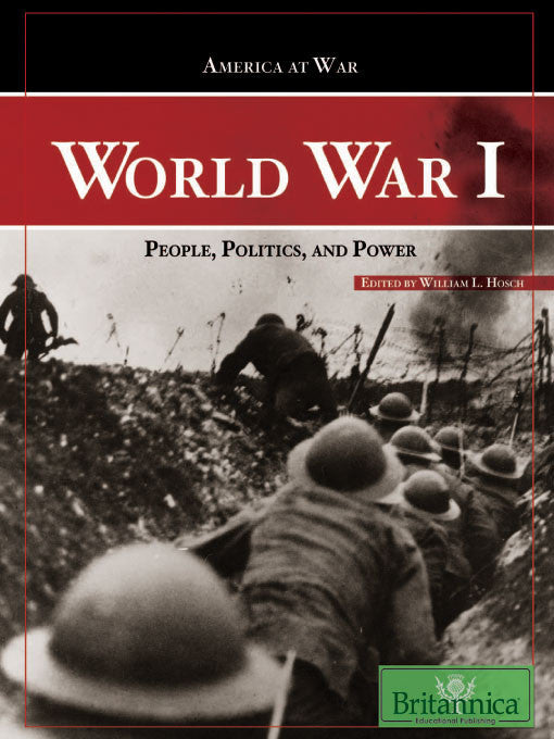 World War I: People, Politics, and Power