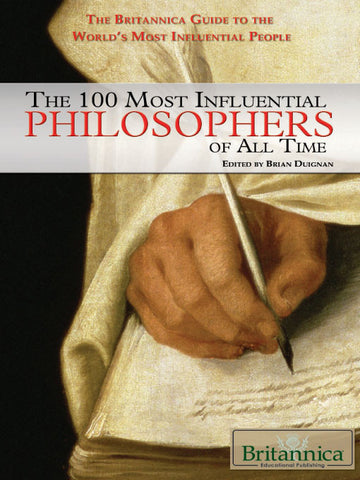 The 100 Most Influential Philosophers of All Time