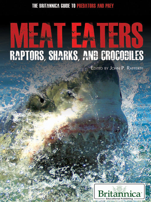 Meat Eaters: Raptors, Sharks, and Crocodiles