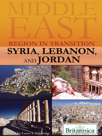 Syria, Lebanon, and Jordan