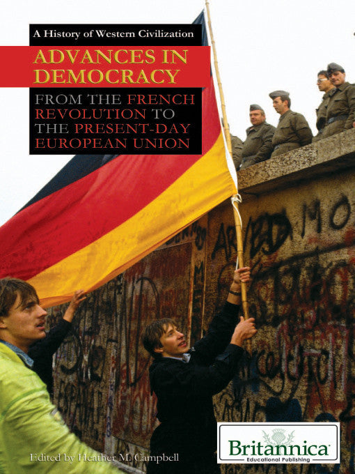 Advances in Democracy: From the French Revolution to the Present-Day European Union