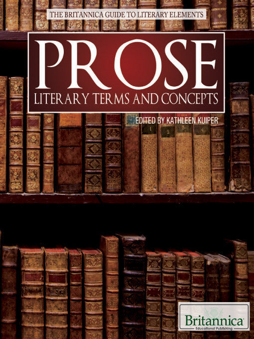 Prose: Literary Terms and Concepts