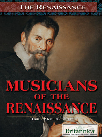 Musicians of the Renaissance