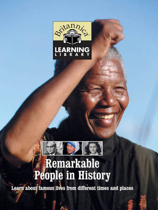 Remarkable People in History
