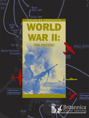 World War II: The Pacific (Atlas of Conflicts)