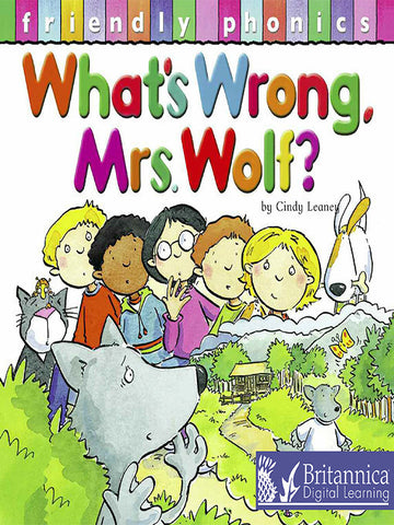 What's Wrong, Mrs. Wolf?