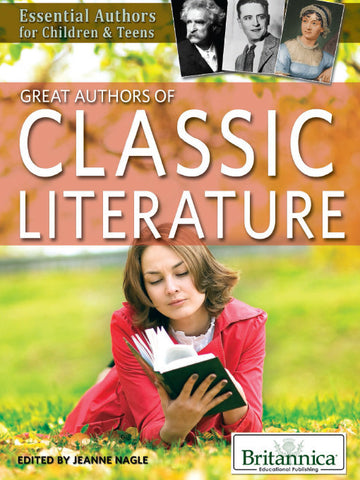 Great Authors of Classic Literature