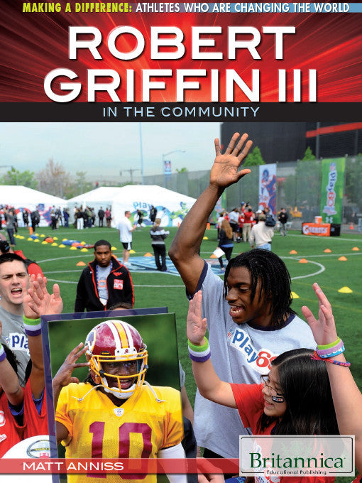 Robert Griffin III in the Community