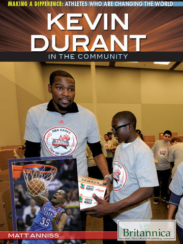 Kevin Durant in the Community