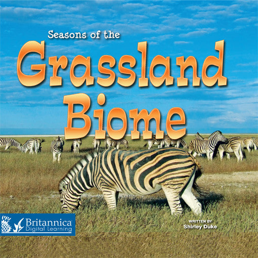 Seasons of the Grassland Biome