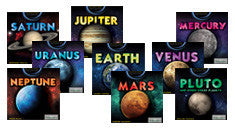 Planetary Exploration Series (NEW!)
