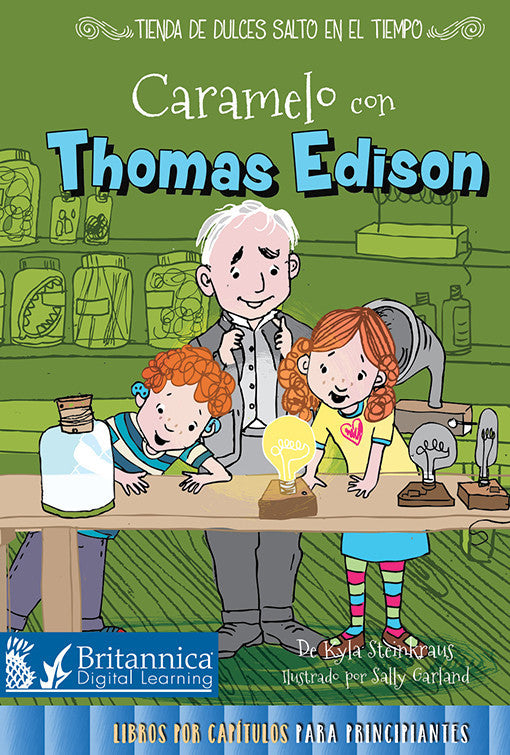 Caramelo con Thomas Edison (Toffee with Thomas Edison)