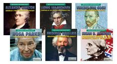 Elementary Biographies Collection 2018