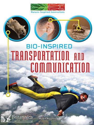 Bio-Inspired Transportation and Communication