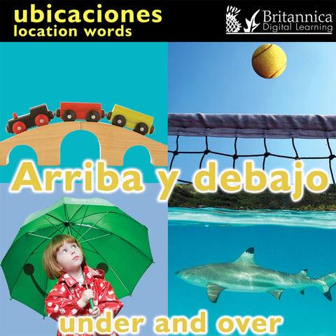 Arriba y debajo (Under and Over: Location Words)