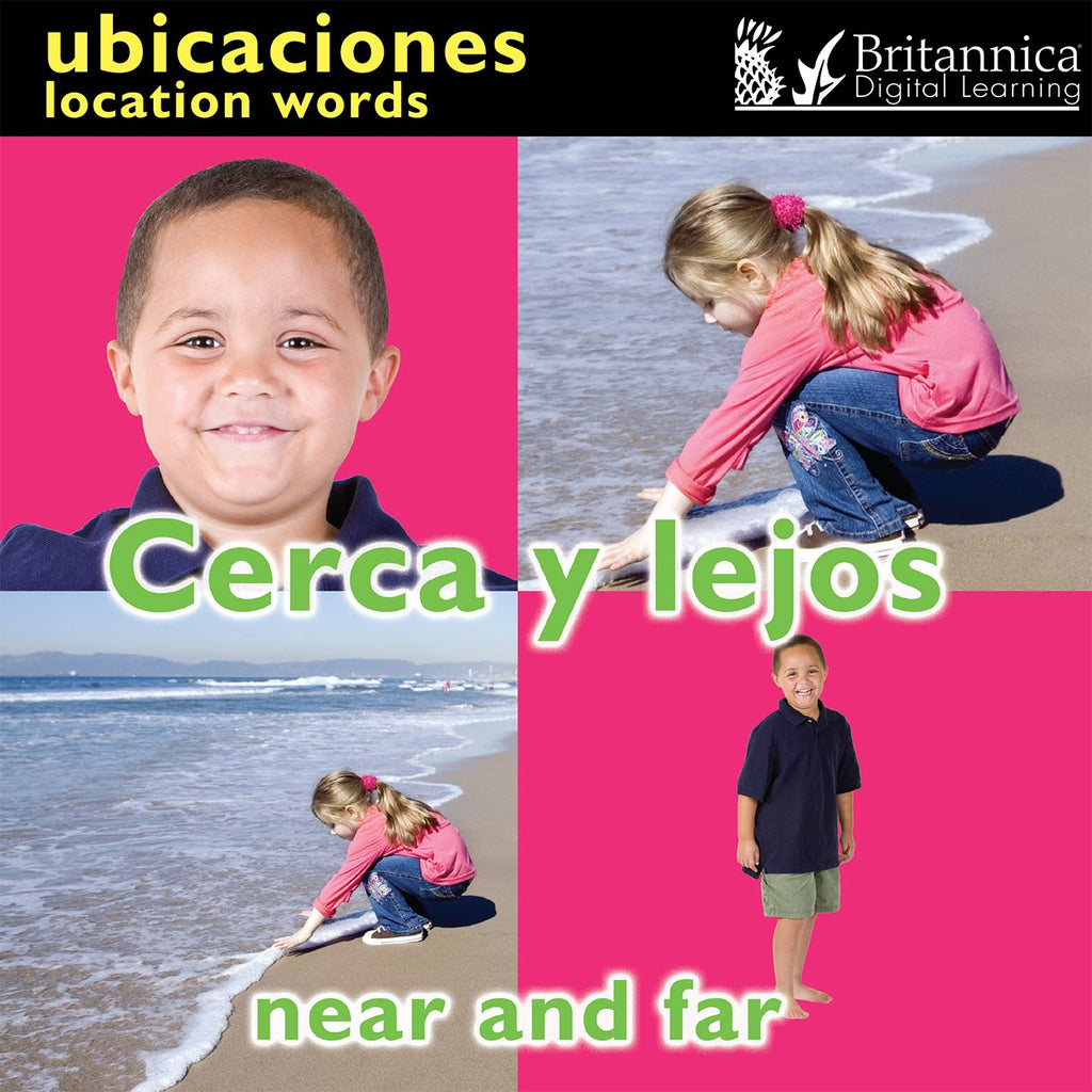 Cerca y lejos (Near and Far: Location Words)