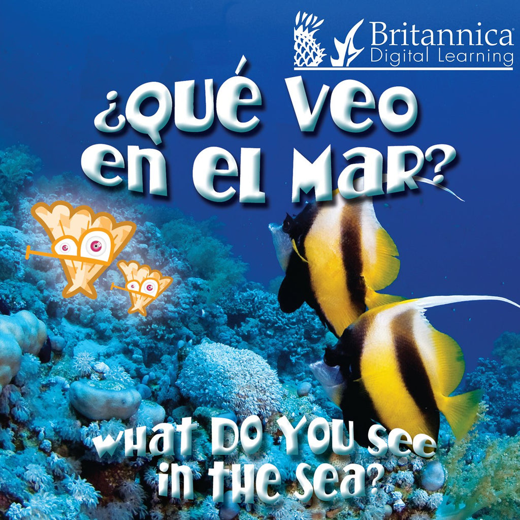 ¿Que veo en el mar? (What Do You See in the Sea?)