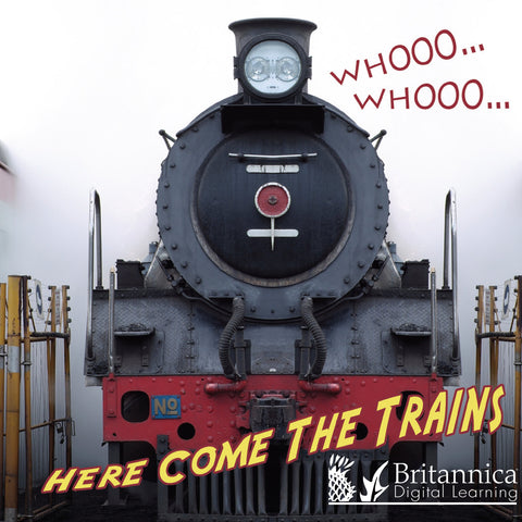 Whooo, Whooo… Here Come the Trains