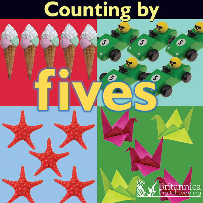 Counting by: Fives