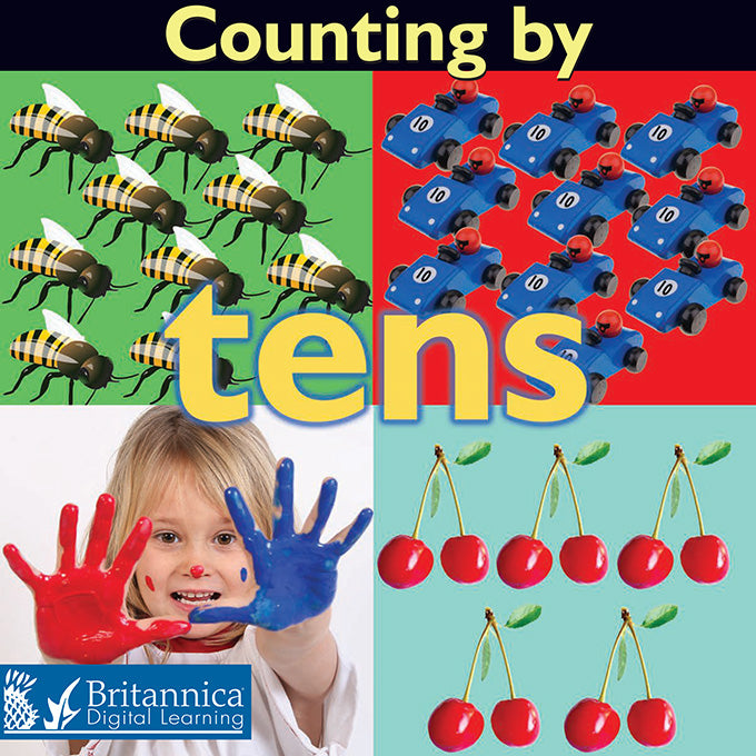 Counting by: Tens
