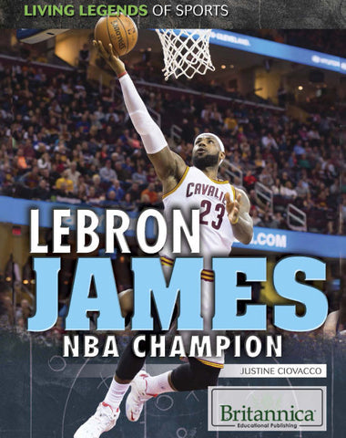 LeBron James: NBA Champion