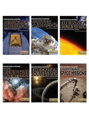 An Explorer's Guide to the Universe Series