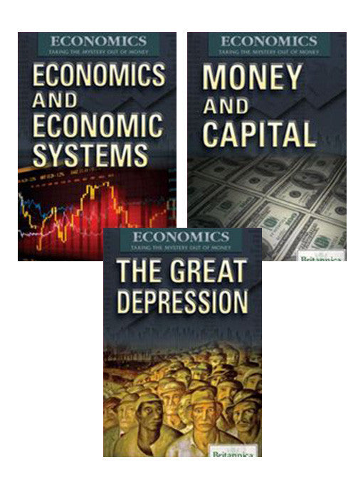Economics: Taking the Mystery Out of Money Series