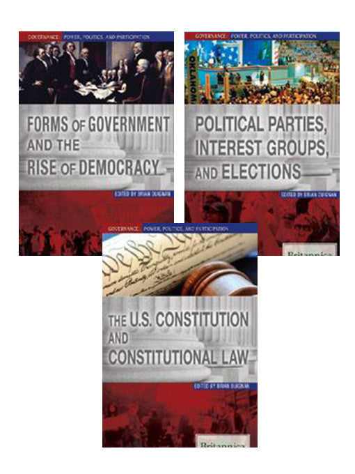 Governance: Power, Politics, and Participation Series