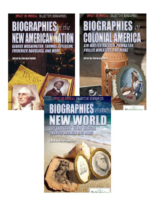 Impact on America: Collective Biographies Series